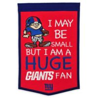 NFL New York Giants Lil Fan Traditions Banner