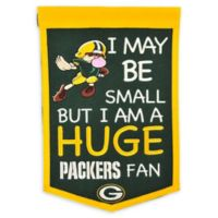 NFL Green Bay Packers Lil Fan Traditions Banner