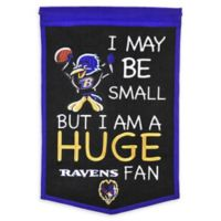 NFL Baltimore Ravens Lil Fan Traditions Banner