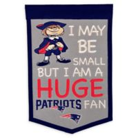 NFL New England Patriots Lil Fan Traditions Banner