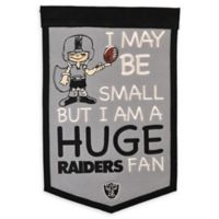 NFL Oakland Raiders Lil Fan Traditions Banner