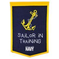 U.S. Navy Lil Fan Traditions Banner