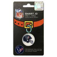 NFL Houston Texans Smart ID Pet Tag
