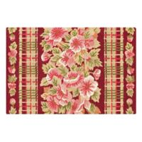 C&F Home Anna Plum 2' x 3' Accent Rug in Pink