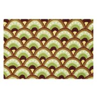 C&F Home Modesto 2' x 3' Accent Rug in Green
