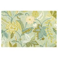 C&F Home 2' x 3' Henley Spa Accent Rug in Blue