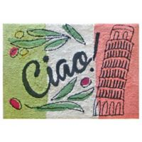 "Liora Manne Frontporch 2'6"" x 4' Ciao Accent Rug"