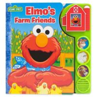 "Sesame Street® ""Elmo's Farm Friends"" Sound Book"