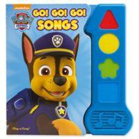 "Nickelodeon™ ""Paw Patrol Go! Go! Go! Songs"""
