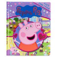 """Peppa Pig First Look & Find"" Book"