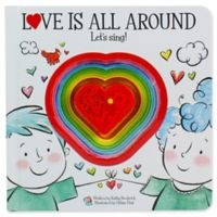 "Let's Sing ""Love Is All Around"" Sound Book by Kathy Broderick"