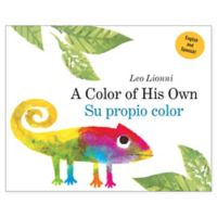 "Penguin Random House ""A Color of His Own"" by Leo Lionni (English/Spanish)"