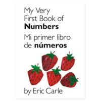 """""""My Very First Book of Numbers"""" by Eric Carle (English/Spanish)"""