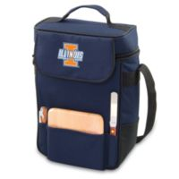 Picnic Time® Collegiate Duet Insulated Cooler Tote - University of Illinois