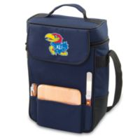 Picnic Time® Collegiate Duet Insulated Cooler Tote - University of Kansas