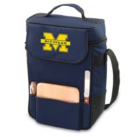 Picnic Time® Collegiate Duet Insulated Cooler Tote - University of Michigan