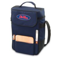 Picnic Time® Collegiate Duet Insulated Cooler Tote - University of Mississippi
