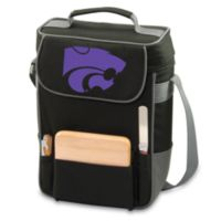 Picnic Time® Collegiate Duet Insulated Cooler Tote - Kansas State University