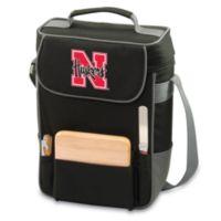 Picnic Time® Collegiate Duet Insulated Cooler Tote - University of Nebraska