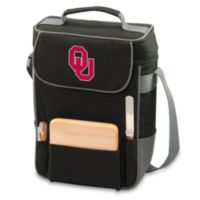 Picnic Time® Collegiate Duet Insulated Cooler Tote - University of Oklahoma