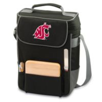 Picnic Time® Collegiate Duet Insulated Cooler Tote - Washington State University