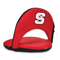 Picnic Time® North Carolina State Collegiate Oniva Seat in Red