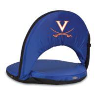 Picnic Time® University of Virginia Collegiate Oniva Seat in Navy Blue