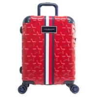 Tommy Hilfiger® Starlight 21-Inch Hardside Spinner Carry On Luggage in Red