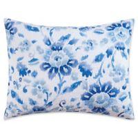Sasha Standard Pillow Sham in Blue