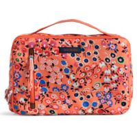 Vera Bradley® Lighten Up Large Brush and Blush in Coral Meadow