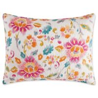 Sasha Standard Pillow Sham in Pink