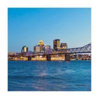 Thirstystone® Dolomite Louisville Sky 2 Single Square Coaster