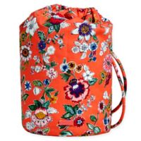 Vera Bradley® Iconic Ditty Bag in Coral Floral