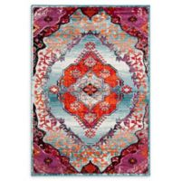 "Safavieh Cherokee 5'1"" x 7'6"" Achak Rug in Light Blue"
