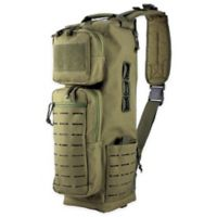 Red Rock Outdoor Gear Riot 20-Inch Sling Pack in Olive Drab