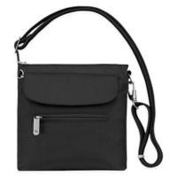 Travelon® Anti-Theft Classic Mini Shoulder Bag in Black