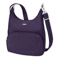 Travelon® Anti-Theft Classic Essential Messenger Bag in Purple