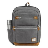 Travelon® Anti-Theft Heritage Backpack in Pewter
