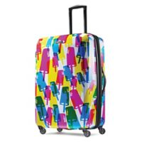 American Tourister® Moonlight 28-Inch Hardside Spinner Checked Luggage in Popsicle