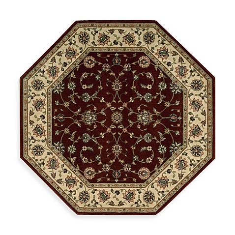 Buy Nourison Persian Arts 5 Foot 3 Inch Octagonal Rug In