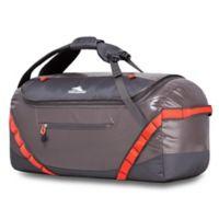 High Sierra® Kennesaw 24-Inch Sport Duffel in Charcoal/Red