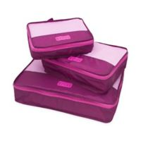 MYTAGALONGS® Packing Pods Belly Band in Purple/Lilac (Set of 3)