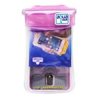 Aquavault® Waterproof Phone Pouch in Pink