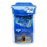 Aquavault® Waterproof Phone Pouch in Blue
