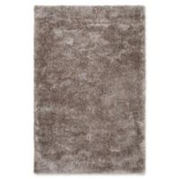 Surya Grizzly 8' x 10' Shag Accent Rug in Light Grey