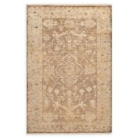 Surya Hillcrest 5'6 x 8'6 Area Rug in Cream/Taupe