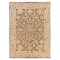 Surya Hillcrest 8' x 11' Area Rug in Cream/Taupe
