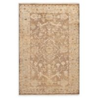 Surya Hillcrest 9' x 13' Area Rug in Cream/Taupe