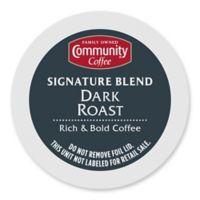 Keurig® K-Cup® Pack 18-Count Community Coffee® Dark Roast