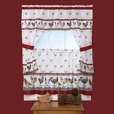 Buy Kitchen Curtains from Bed Bath & Beyond